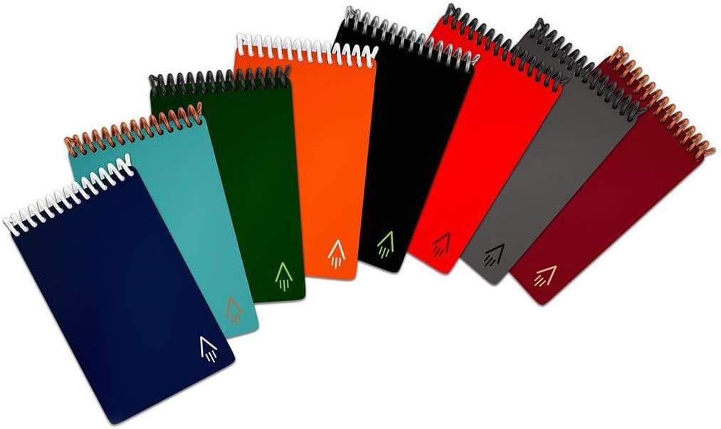 Rocketbook makes many different colors and models of journals.